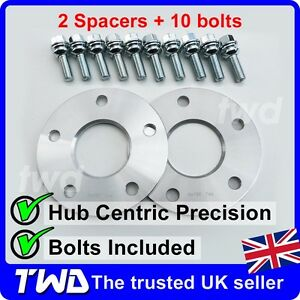 7MM-ALLOY-WHEEL-SPACER-KIT-BOLTS-FOR-PORSCHE-BOXSTER-986-987-981-2A10P37