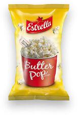ESTRELLA Extra Large Butter Flavor Popcorn Snacks 90g 3.18oz
