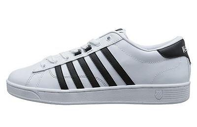 Men K-Swiss Hoke CMF 03614-058 Black Forest White 100/% Authentic Brand New