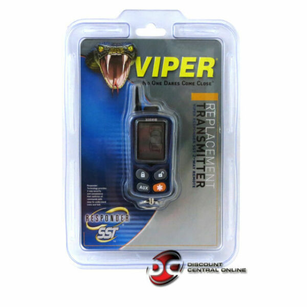 Viper 7701V Remote Control Transmitter Replacement Case For The Viper 5301V 5900