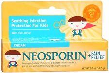 Neosporin + Pain Relief Cream 0.5 oz