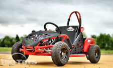 Electric Go Kart 48v battery 1000w Kids Quads Off Road Go Kart Red Cart Go-Bowen
