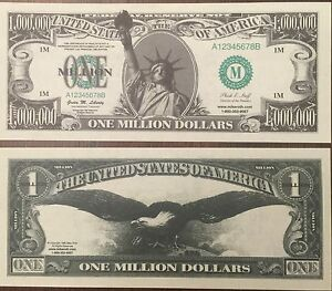 Hilaire image pertaining to fake million dollar bill printable