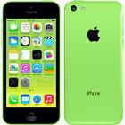 Smartphone Apple iPhone 5c 16GB Verde Libre Teléfono Móvil 12 Meses de Garantía
