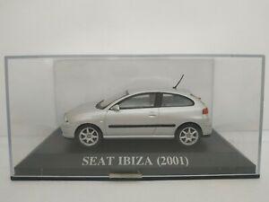 1-43-SEAT-IBIZA-3-III-MKIII-2001-2006-6L-IXO-COCHE-METAL-A-ESCALA-SCALE-DIECAST