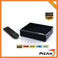 Noontec V7 Iis Full Hd 1080p Media Player Free Hdmi Cable Usb Sata Avi Mkv Rm