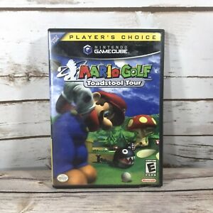 Mario-Golf-Toadstool-Tour-2003-GameCube-Game-Nintendo-DISC-ONLY-Tested-amp-Works