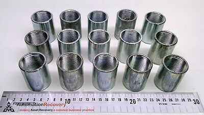 """Rigid Coupling Size: 1-1/4"""" New* #213334 Methodical Madison Electric Rc-125 Pack Of 15"""