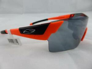 3b8ad56f90 Image is loading Smith-Sunglasses-ARENA-Pivlock-Safety-Orange-Super -Platinum-