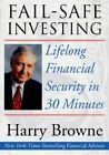 Fail-Safe Investing by Harry Browne (Paperback / softback)