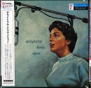 DORIS-DREW-DELIGHTFUL-DRIS-DREW-JAPAN-MINI-LP-CD-Ltd-Ed-D73