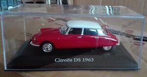 DIE-CAST-034-CITROEN-DS-1963-034-SCALA-1-43-ATLAS-EDITION