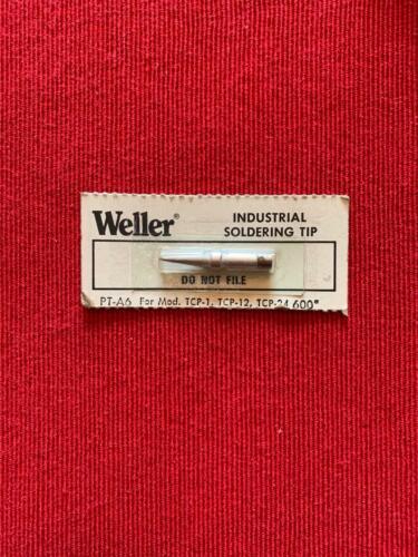 "Genuine NOS Weller PTA6 .062/"" x .62/"" x 600F Screwdriver Tip for TC201 Seri"