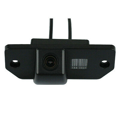 Direct Fit RearView Reversing Reverse Camera For Ford Mondeo Mk3 Mk4 (2000-2012)