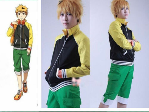 High quality Tokyo Ghoul Nagachika Hide Cosplay Costume Everyday free shipping