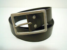 HUGO BOSS Cintura Donna Pelle Leather Woman Belt Signed Sz.S - M - L