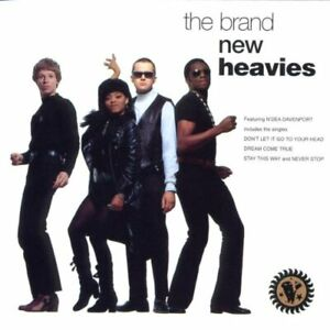 Brand New Heavies, The - The Brand New Heavies - Brand New Heavies, The CD A9VG