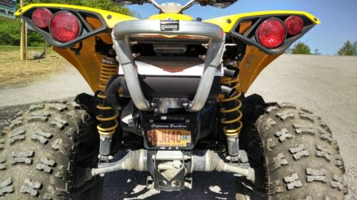 Can Am Renegade Trail Tamer Slip On Muffler 500 800 1000