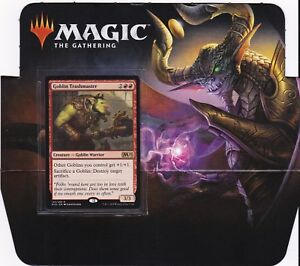 MTG-1x-Goblin-Trashmaster-Magic-2019-M19-NM-MINT