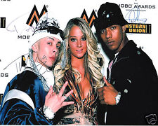 N-DUBZ AUTOGRAPH SIGNED PP PHOTO POSTER