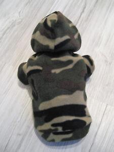 XXS-XL-Camouflage-Hundebekleidung-Hundemantel-Hundejacke-Hundekleidung-Hund