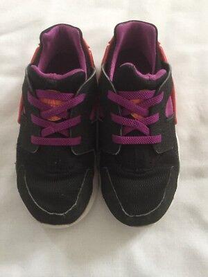 Nike huarache niños Zapatillas Size UK 9.5/27 euros