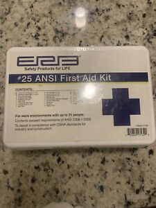 #25 ANSI First Aid Kit new in plastic