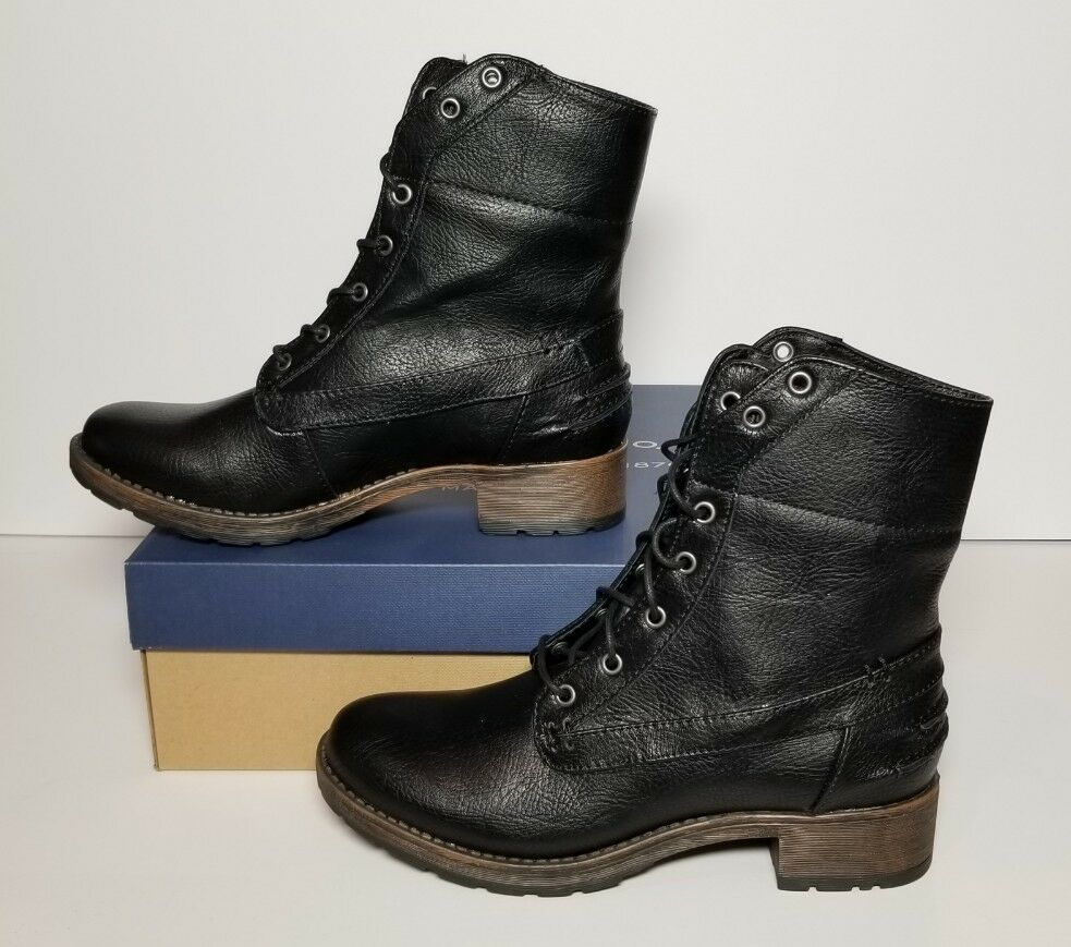 G H BASS & CO damen  PATRICE  Stiefel schwarz MULTIPLE GrößeS NEW BOX 0787-4189-001