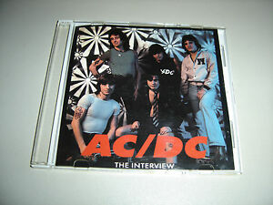ACDC- the Interview -cd - ac dc - Berlin, Deutschland - ACDC- the Interview -cd - ac dc - Berlin, Deutschland