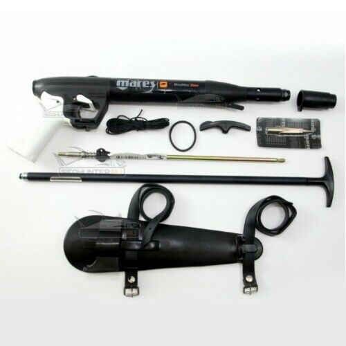 70 58 Mares Sten 13 Underwater spearfishing gun Harpoon Spearfishing rifle 40