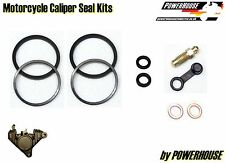 Yamaha RD 350 YPVS  LC2 31K 1983 1984 rear brake caliper seal repair kit