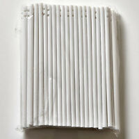 "100 x 114mm (4.5"") White Plastic Lollipop Lolly Sticks for Cake Pops and Lollies"