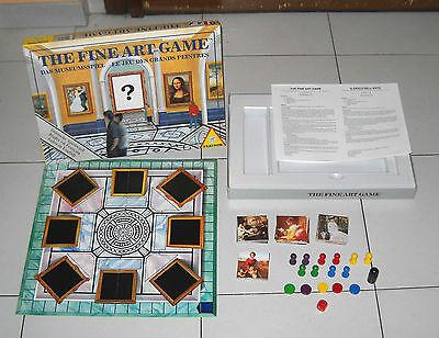 THE FINE ART GAME Il gioco dell'arte – Piatnik 1996 PERFETTO