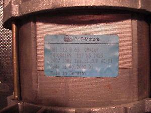 siemens bosch waschmaschinen motor fhp motors voz 112 g 63. Black Bedroom Furniture Sets. Home Design Ideas