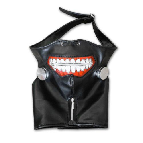 Japanese Anime Tokyo Ghoul Cosplay Costumes Kaneki Ken Hoodie Jackets Suits Mask