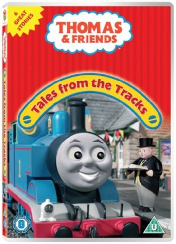 1 of 1 - Thomas the Tank Engine and Friends: Tales from the Tracks DVD (2009) Michael