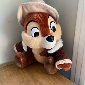 VINTAGE-Walt-Disney-Parks-Chip-N-Dale-Rescue-Rangers-CHIP-Plush-Stuffed-Animal