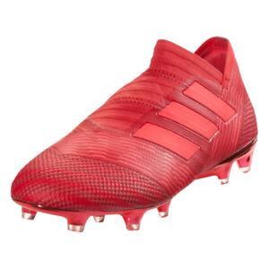 adidas-Men-039-s-Nemeziz-17-FG-Real-Coral-Redzes-CM7731