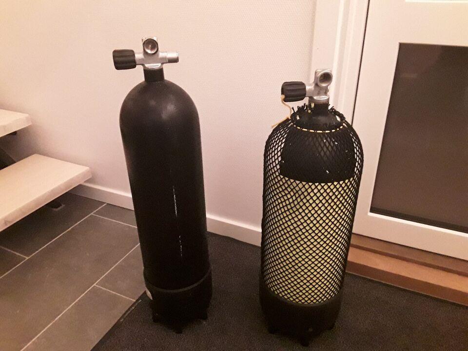 Dykkerflaske Faber