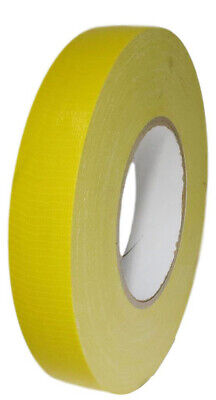 T.R.U Industrial Duct Tape Waterproof UV Resistant White 3//4 in X 60 Yd.