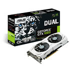 ASUS NVIDIA GTX 1060 DUAL OC 3GB GDDR5 VIDEO GRAPHICS CARD - HDMI & DISPLAY PORT