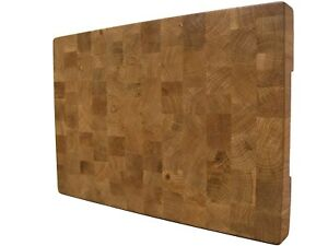 Oak-Cutting-Board-End-Grain-with-Feet-Butcher-Block-Chopping-Board-Handmade