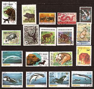 VIETNAM-Animales-nacionales-salvajes-marins-perros-monos-orcos-diversos-D116
