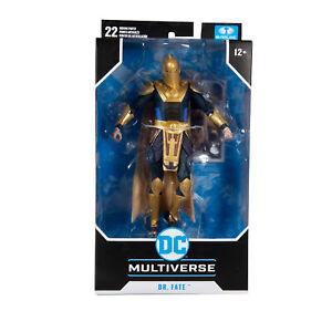 "Dr. Fate McFarlane DC Multiverse 7"" Action Figure"