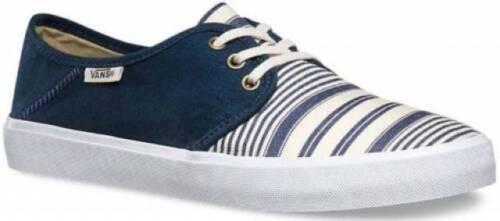 Sf Mujer Wall 5 The Azul Rayas Surf Zapatos Vans De Vestir Off Nuevo Tazie wqYtB
