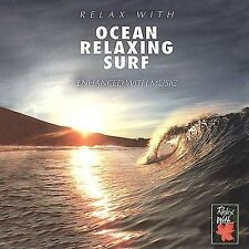 Ocean Relaxing Surf, Vol. 1 by Environmental (CD, Jul-1999, Creative Music Mktg.)