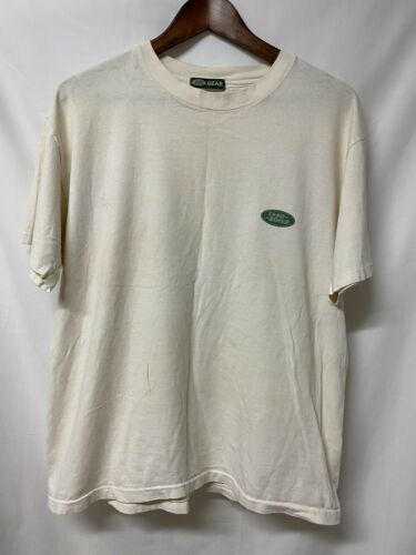 Vintage Land Rover Gear T Shirt