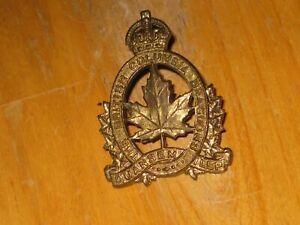 WW2-Canadian-Cap-Badge-British-Columbia-Dragoons