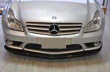 Carbon Frontspoiler Frontlippe Lippe für Mercedes-Benz CLS 55 CLS 63 W219