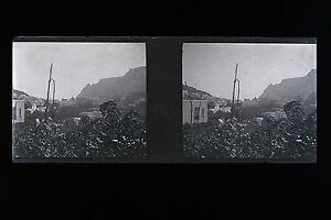 Italia-Capri-Placca-Da-Lente-Stereo-Negativo-1911